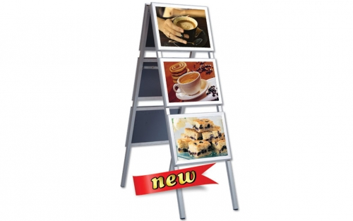 Multi - Stand Poster