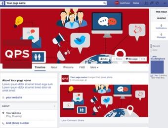 Δείγματα Facebook banners